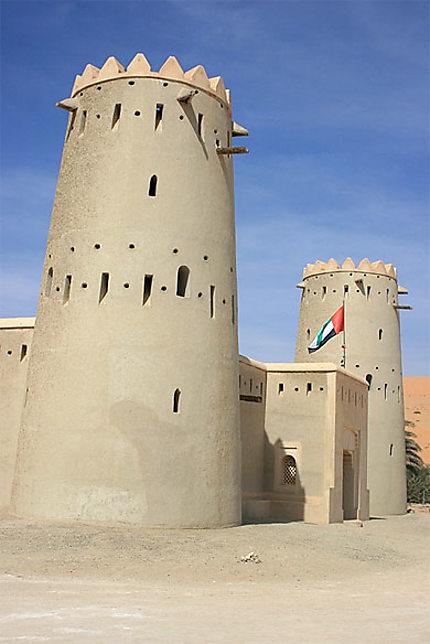 Très beau fort Al Jabbanah
