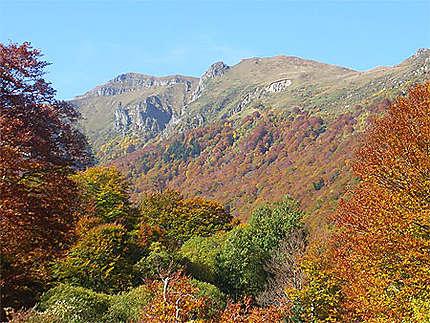 L'automne arrive à Chaudefour