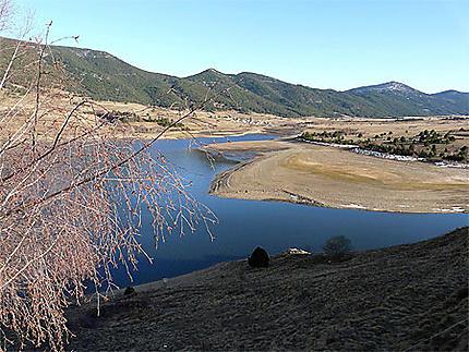 La lac de Puyvalador