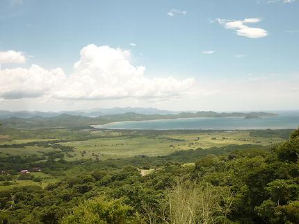 Le bord du pacifique, péninsule de Nicoya