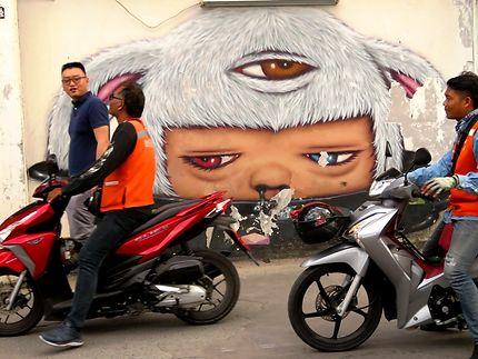 Art street (Alex Face)