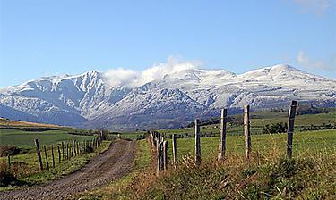 Monts Dore
