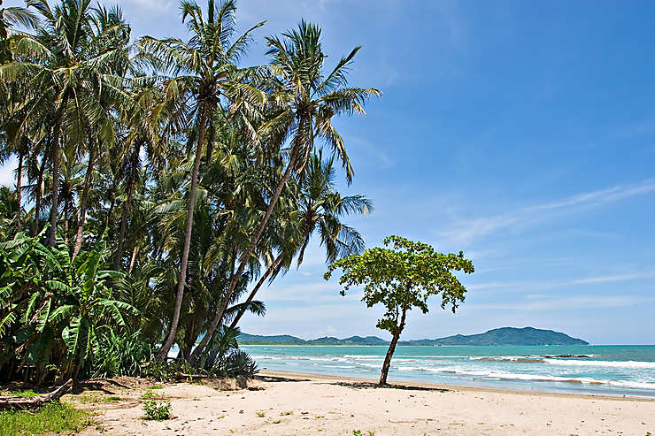 Tamarindo et la péninsule de Nicoya (Costa Rica)