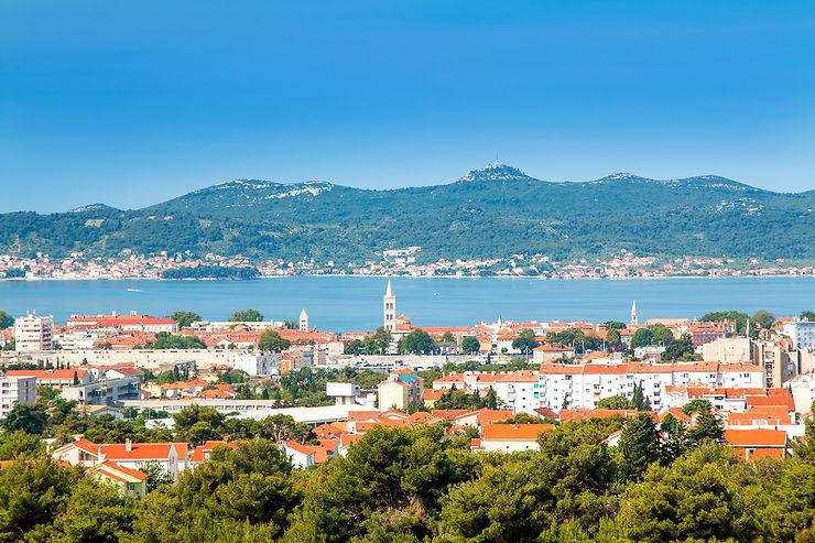 Croatie : Zadar, entre mer et montagne