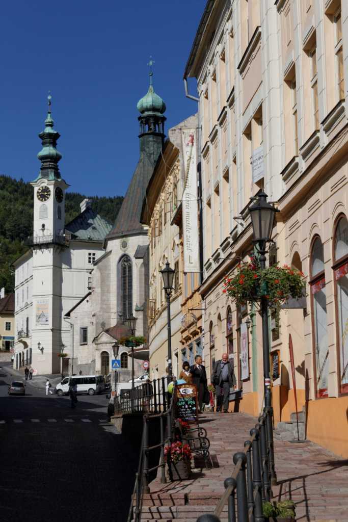 Banskà Štiavnica - Slovaquie