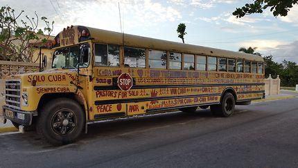 Bus à varadero