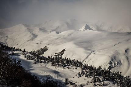 Blanc comme neige, Saint-Lary-Soulan