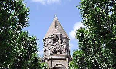 Etchmiadzin (région d'Erevan)