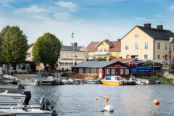 Voyage - Découvrir les beautés de l'archipel de Stockholm hors saison
