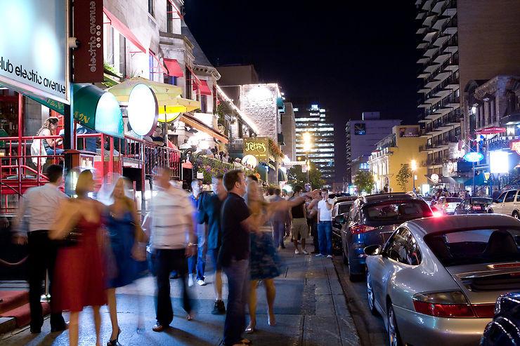 Montréal la nuit : faire la fête au Village, dans le Quartier latin, le Plateau ou le Mile End