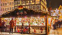 Marchés et festivités de Noël en France