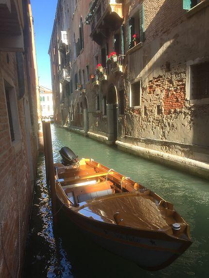 Venise, quartier San Marco