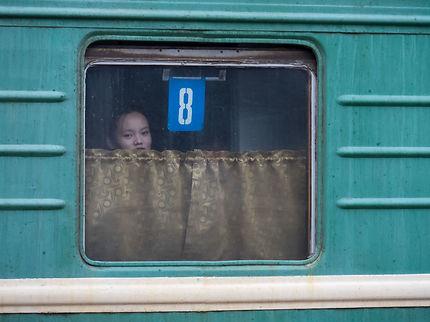 Rencontre dans le Transmongolien
