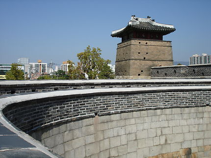 Suwon en Corée du Sud