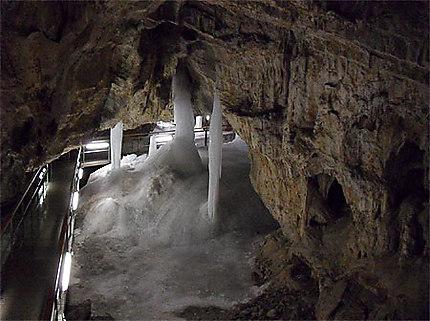 Demänovska l'adova jaskyna