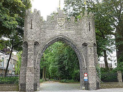 La porte de Groeninge