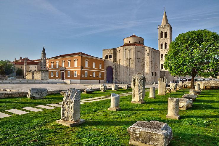 Zadar romaine
