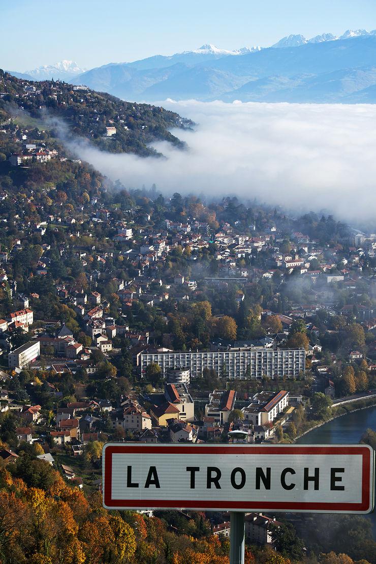Latronche / La Tronche - Corrèze / Isère