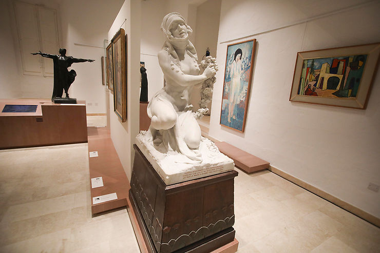 Malte - MUŻA : un nouveau musée des Beaux-Arts à La Valette