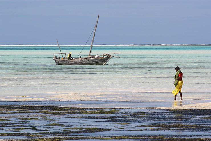 Jambiani, Zanzibar, Tanzanie