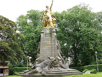 La Vierge de Flandre