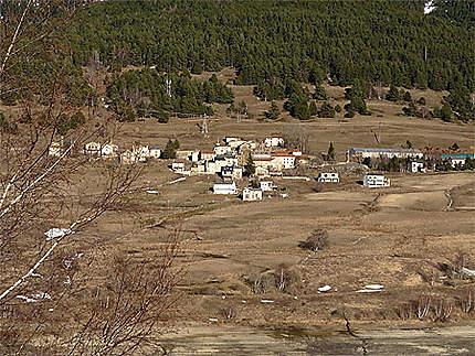 Le village de Odeillo