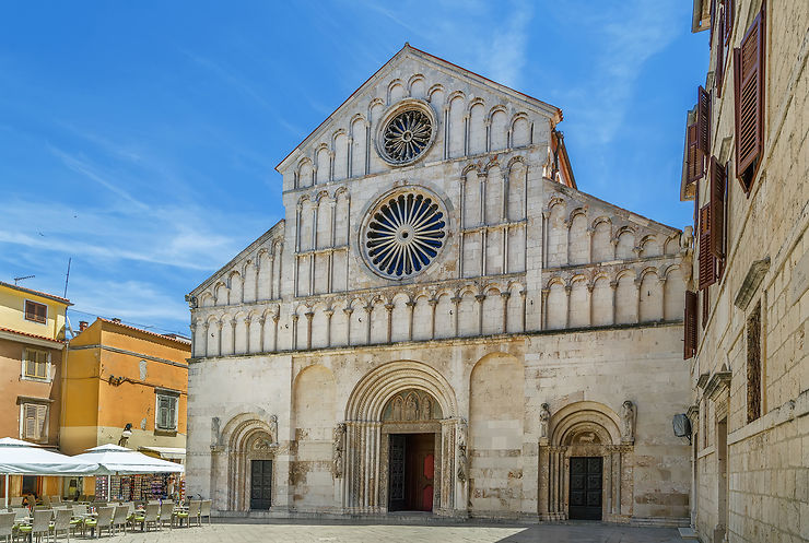 Zadar médiévale