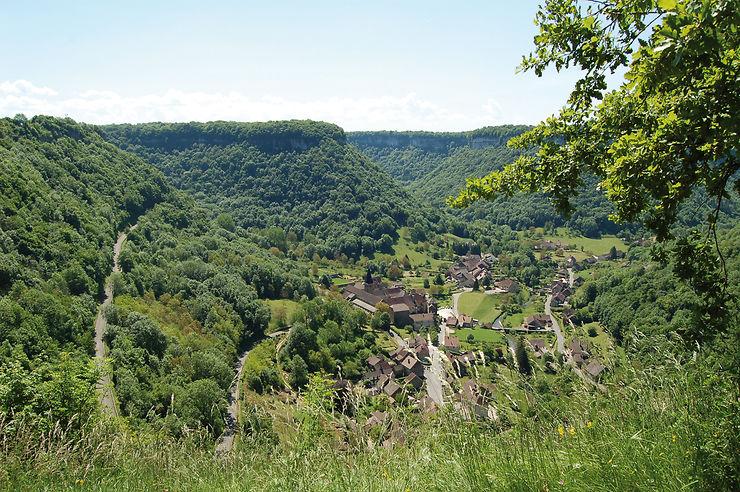 Baume-les-Messieurs (Jura)