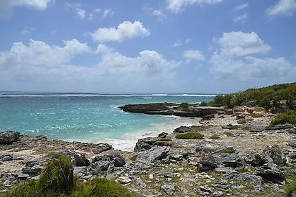 Bord de mer, Fumier, île Rodrigues