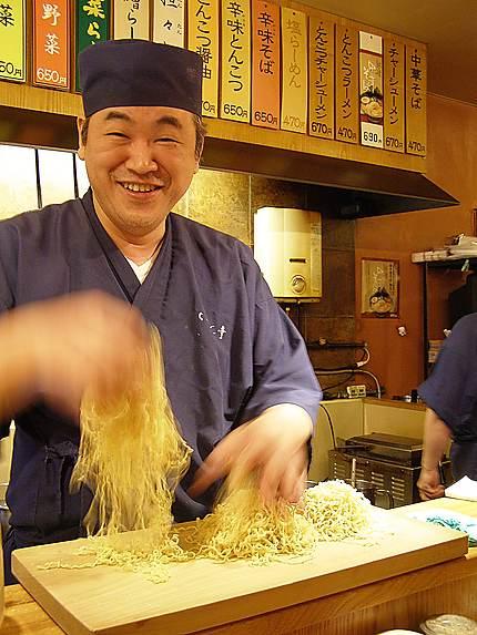 Matsusaka - Un faiseur de nouilles