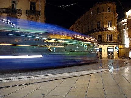 Tram furtif...