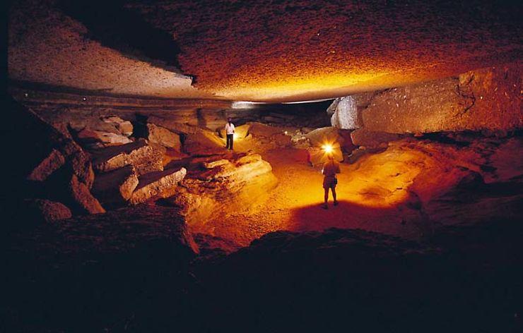 Sorbas : l'Andalousie souterraine