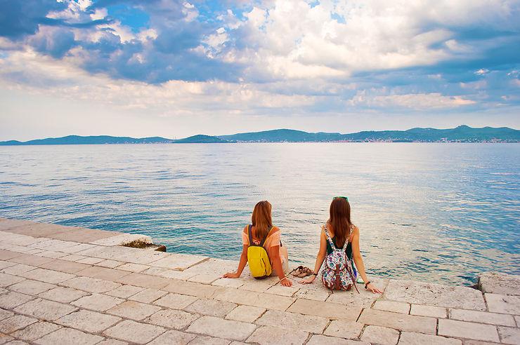 Zadar, un art de vivre croate