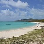 Plage déserte, Nord Est, île Rodrigues