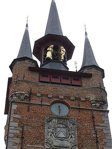 Le clocher du Beffroi