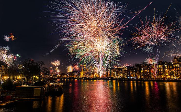 Réveillon à Amsterdam : au fil des canaux