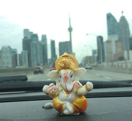 Ganesha au Canada
