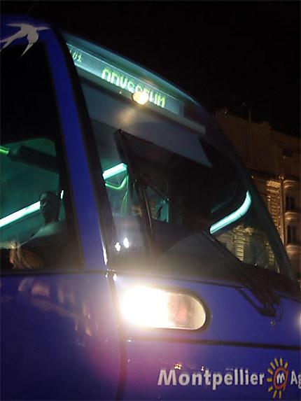 Tramway nommé Montpellier