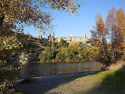 L'Ardèche sous Aiguèze