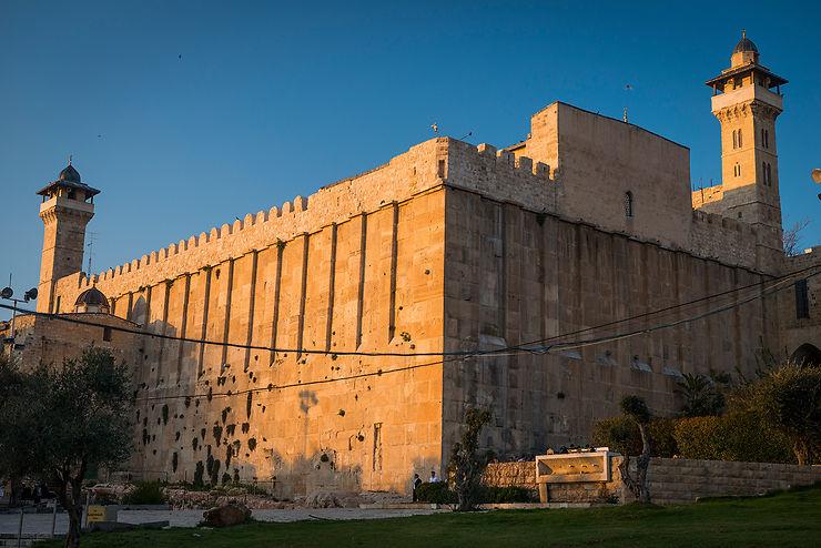 Tombeau des patriarches à Hébron