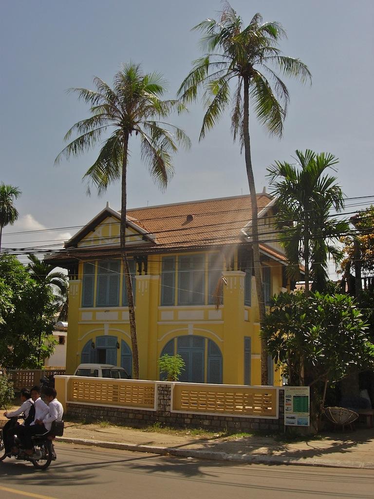 Kampot - Cambodge
