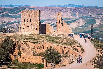 Ruines du Tombeau des Mérinides