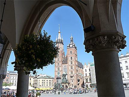 Place du Marché Eglise Ste Marie