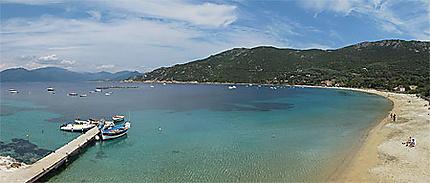 Baie de Campomoro