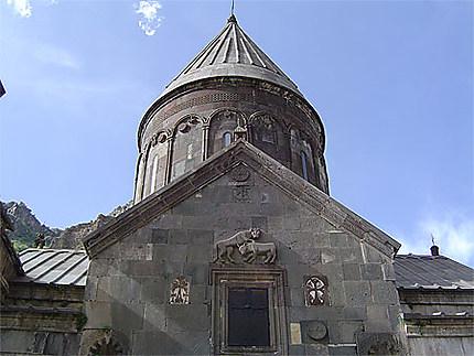 Monastère de Guéghard