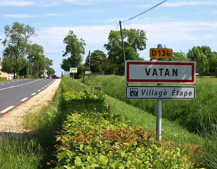 Vatan - Indre