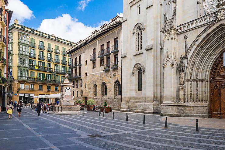 Bilbao (Pays basque, Espagne)