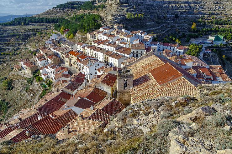 Le Maestrazgo – Aragon
