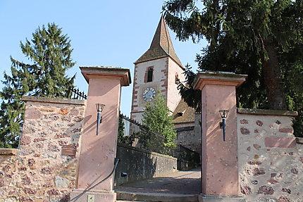 Église fortifiée Saint-Jacques-le-Majeur