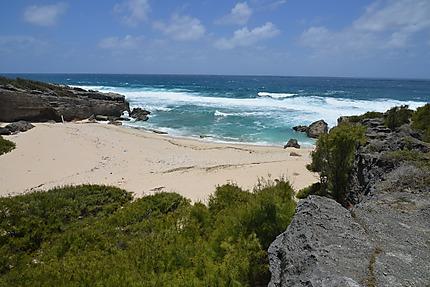 Trou d'Argent , île Rodrigues